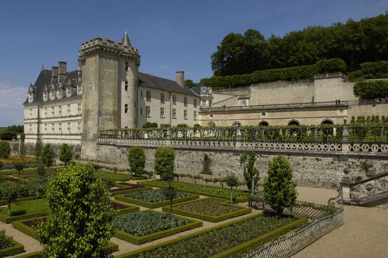 Giardino convenzionale francese fotografia stock - Giardino francese ...