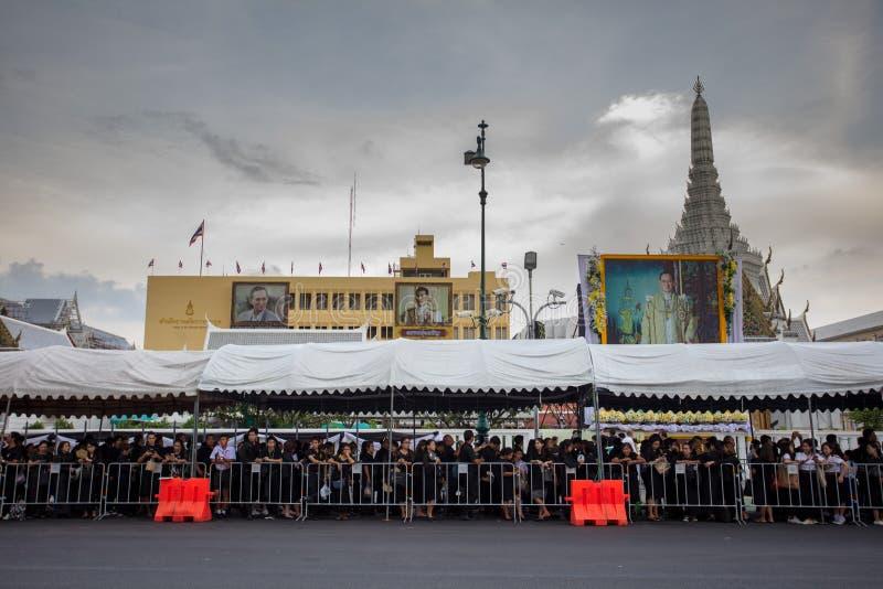 Giardino del re Rama 9 fotografia stock