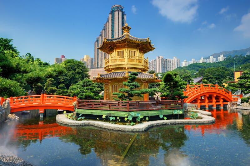 Giardino di Nanl Lian immagine stock libera da diritti