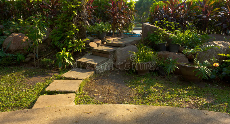 giardino fiorito di disegno fotografia stock - immagine: 42215776 - Giardino Fiorito Disegno