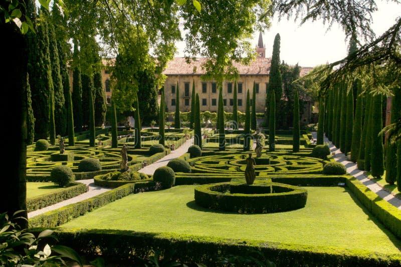 Giardino giusti stock image image of backdrop giardino for B b giardino giusti verona