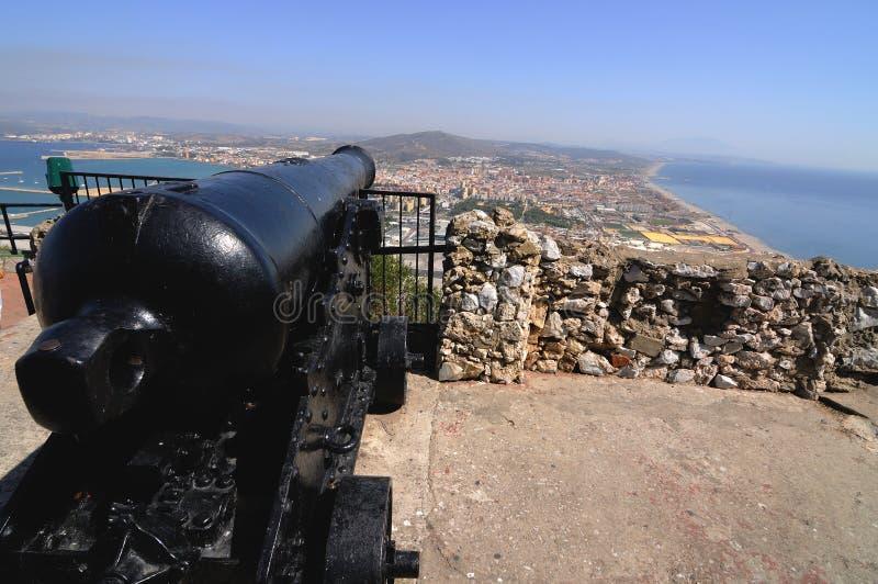 Gibraltar fotografia stock