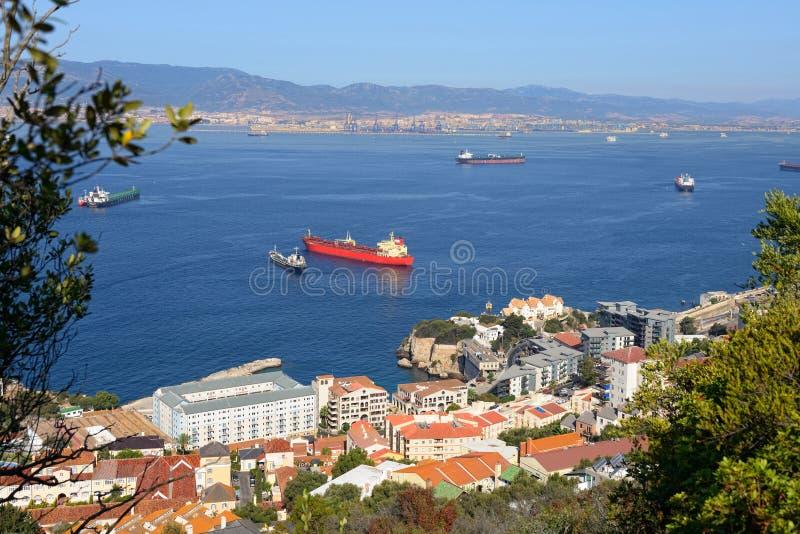 Gibraltar foto de archivo