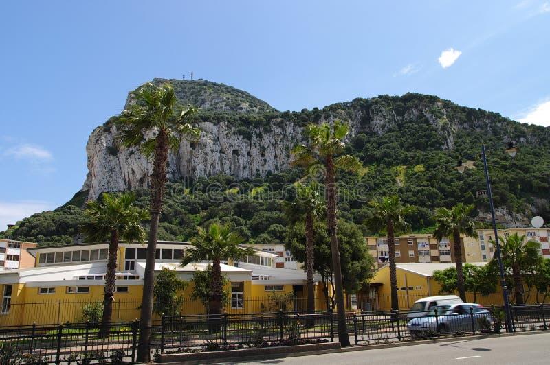 Gibraltar imágenes de archivo libres de regalías