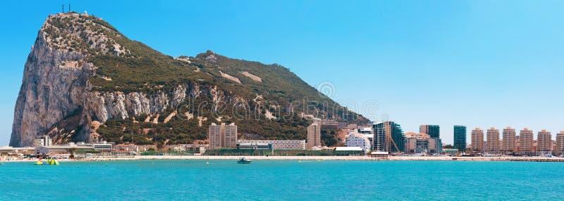 Gibraltar imagenes de archivo