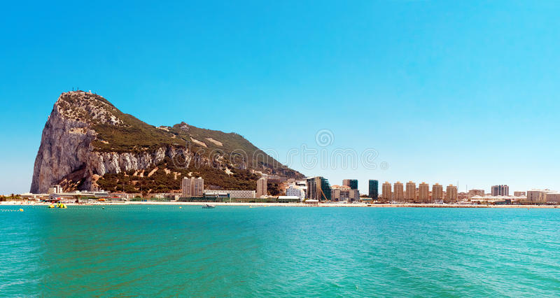 Download Gibraltar stock image. Image of city, port, coast, british - 35802845
