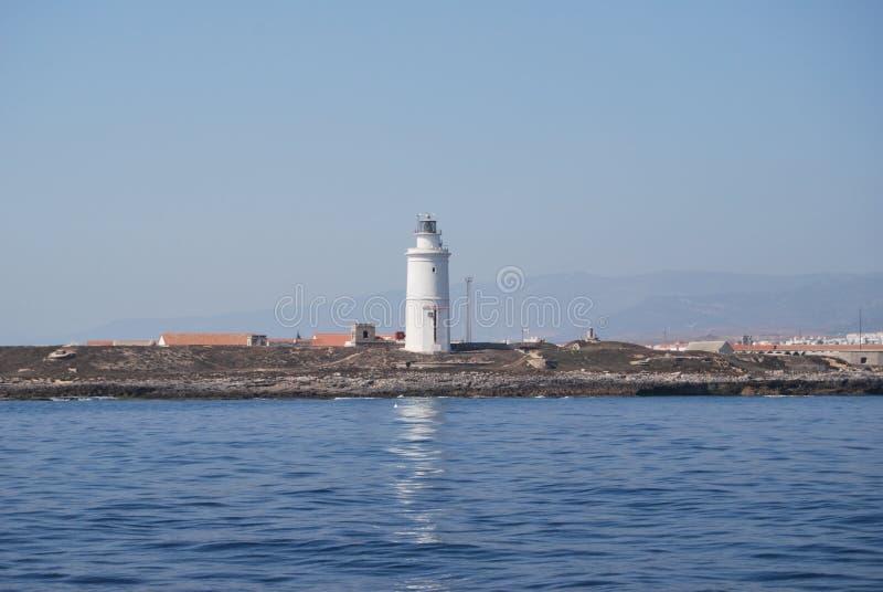 Gibraltar Cieśnina obraz stock