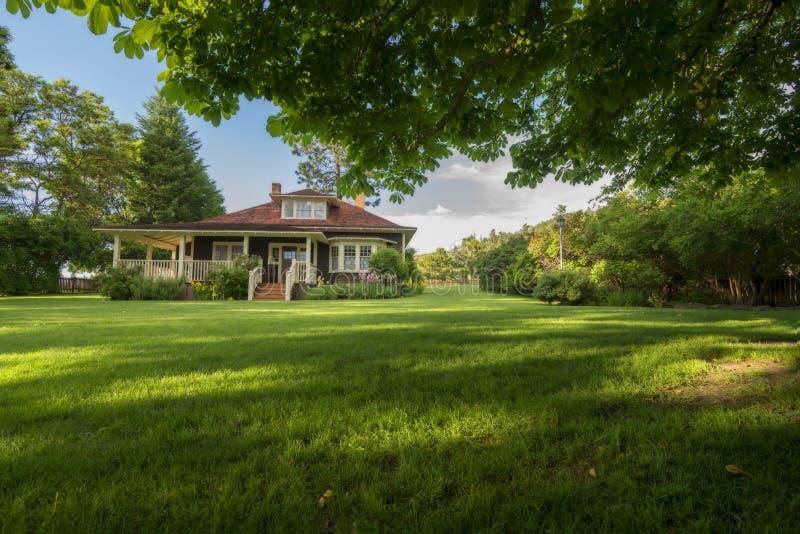 Gibson Heritage House imagem de stock