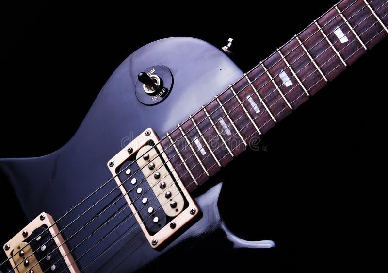 Gibson Les Paul imagem de stock