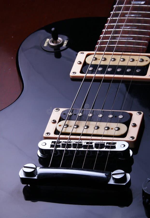 Gibson Les Paul foto de stock