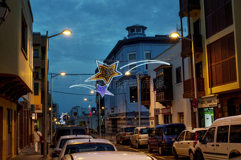 Gica för Noche má arkivfoton