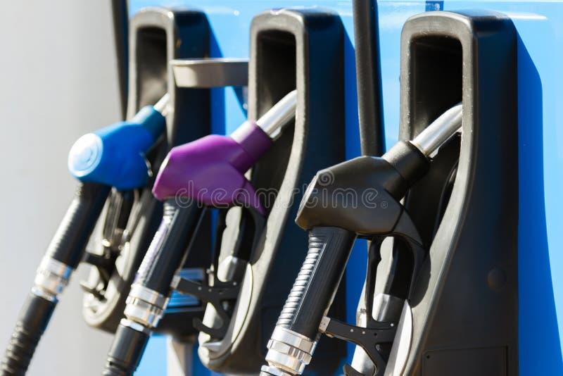 Gicleur d'essence photos stock