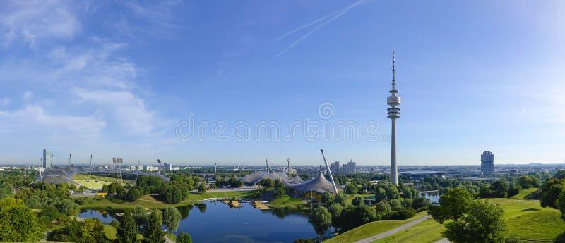 1972 gier Munich olimpijski stadium tam był zdjęcia royalty free