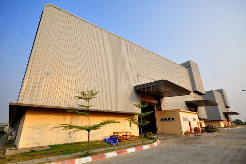 Gieterijfabriek royalty-vrije stock foto