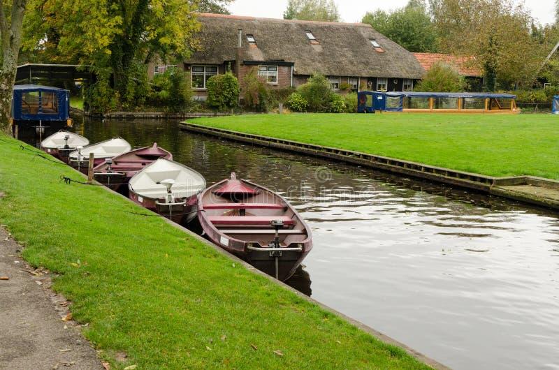 Download Giethoorn stock image. Image of image, horizontal, house - 34799923