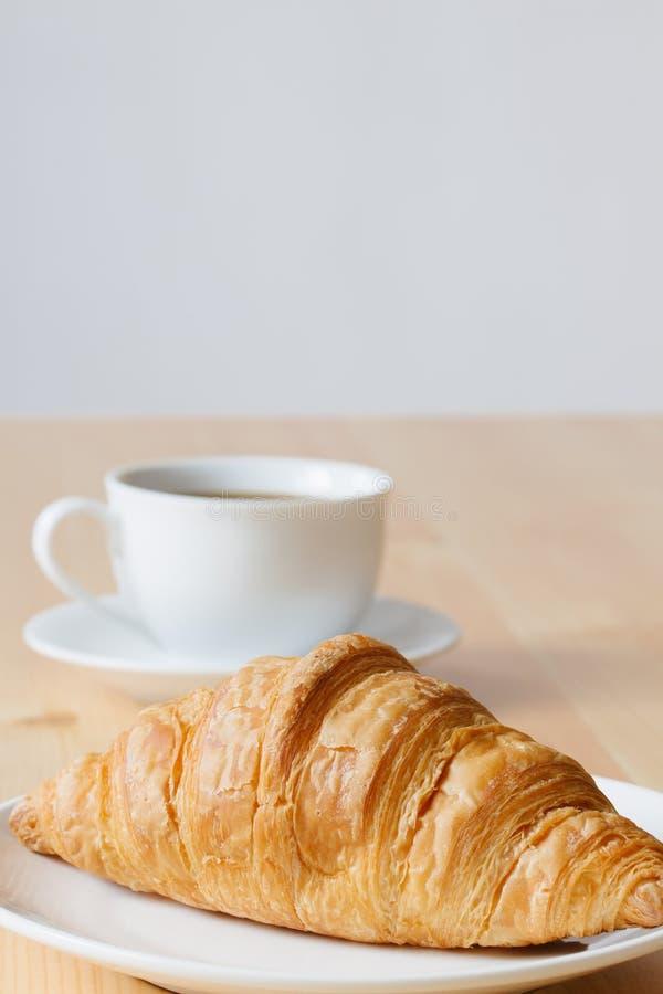 Giffel och kaffe fotografering för bildbyråer