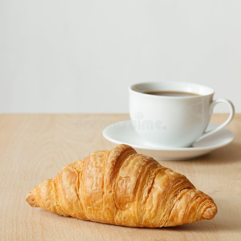 Giffel och kaffe royaltyfri foto