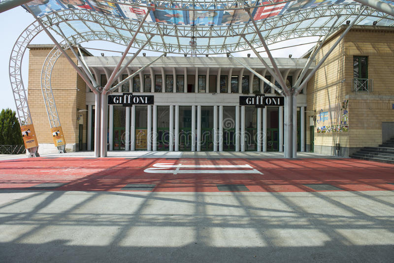 Giffoni Film Festival stock image