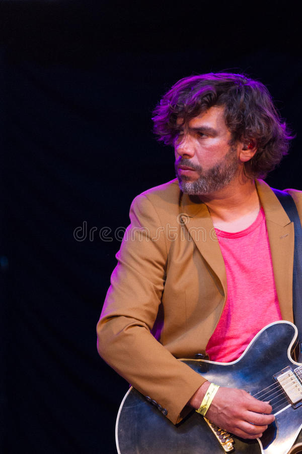 """""""The Giftâ€- bei SummerStage in NYC's-Central Park 2017 stockfotos"""