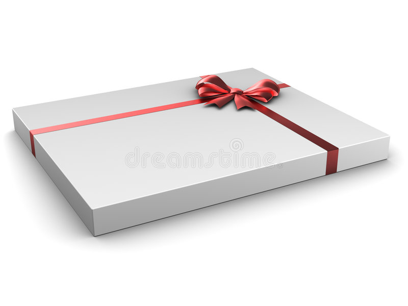 Download Gift stock illustration. Image of edge, santa, happy, shadows - 1029288