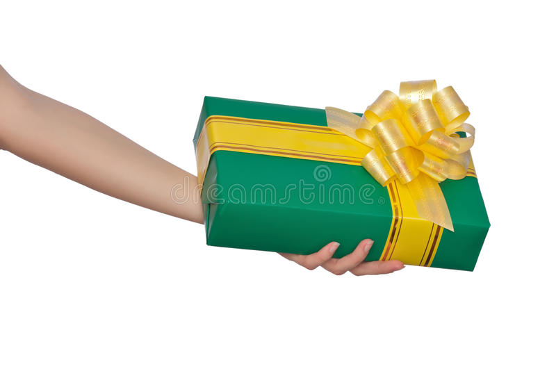 Download Gift stock photo. Image of giving, paper, silver, occasion - 13545590