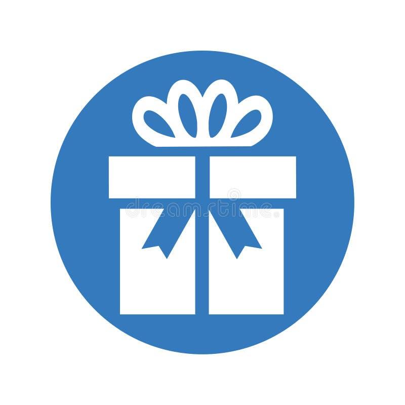 Gift/Gift box Icon royalty free illustration