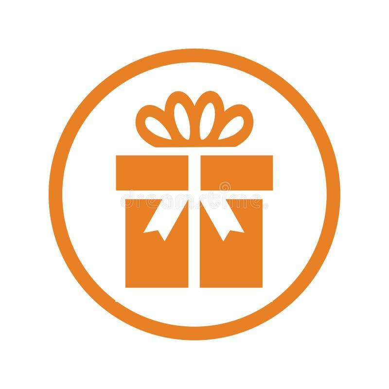 Gift/Gift box Icon vector illustration