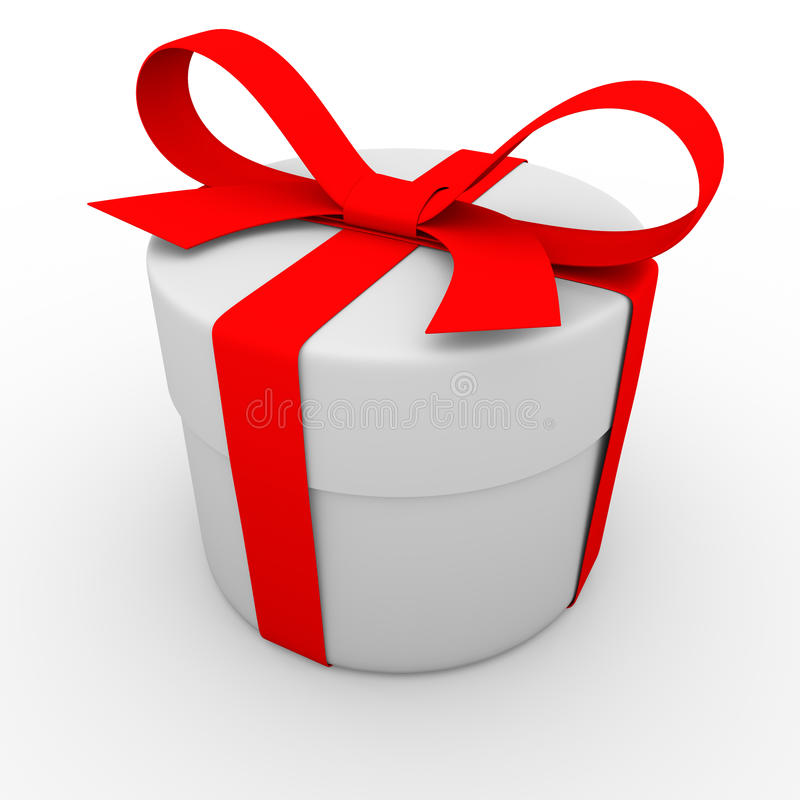 Free Gift Royalty Free Stock Image - 15747896