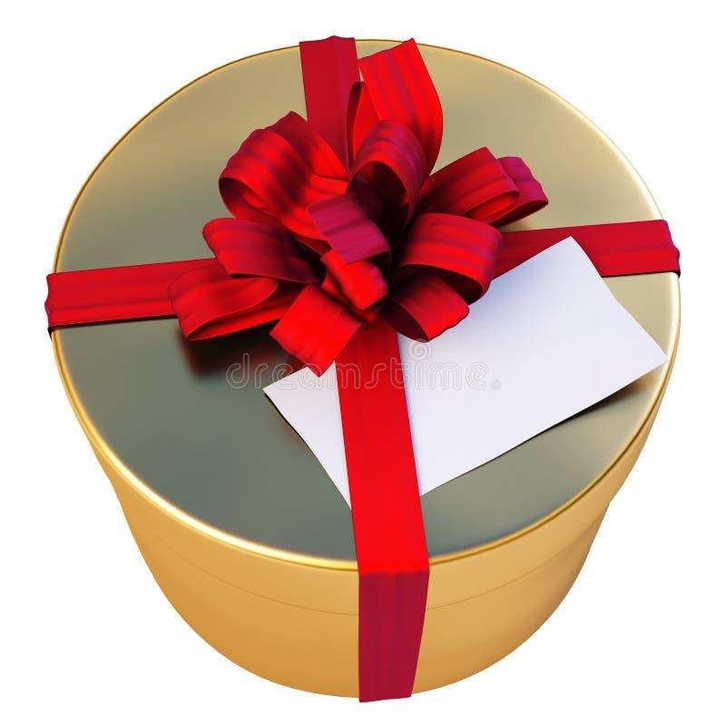 Download Gift stock illustration. Image of decoration, label, shape - 17576308