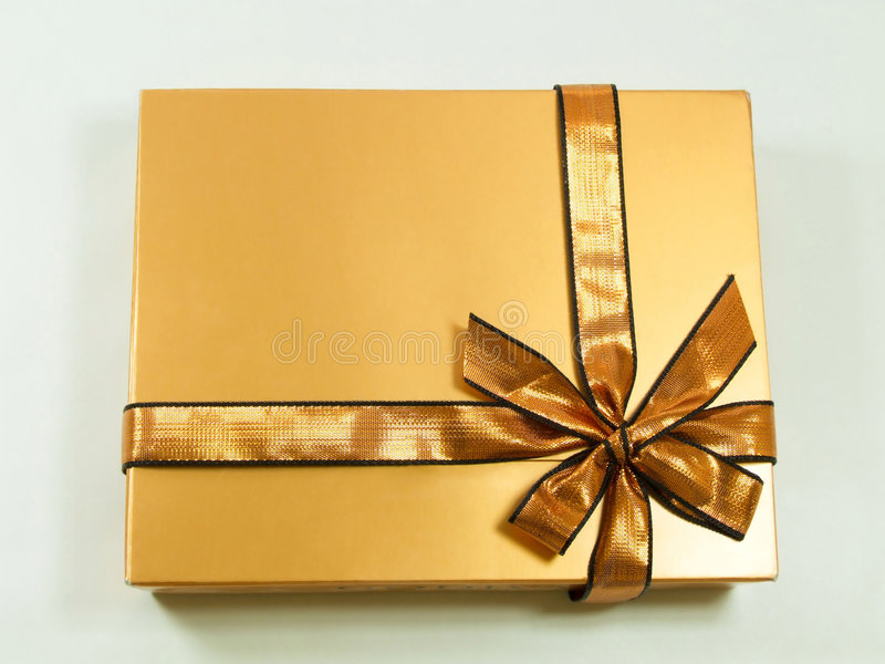 Gift 2 royalty free stock images