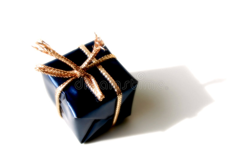 A gift 2 royalty free stock image