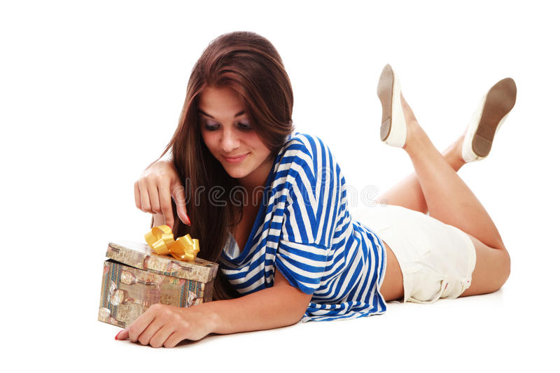 Download Gift Royalty Free Stock Image - Image: 20792606