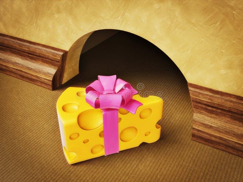 Gift stock illustration