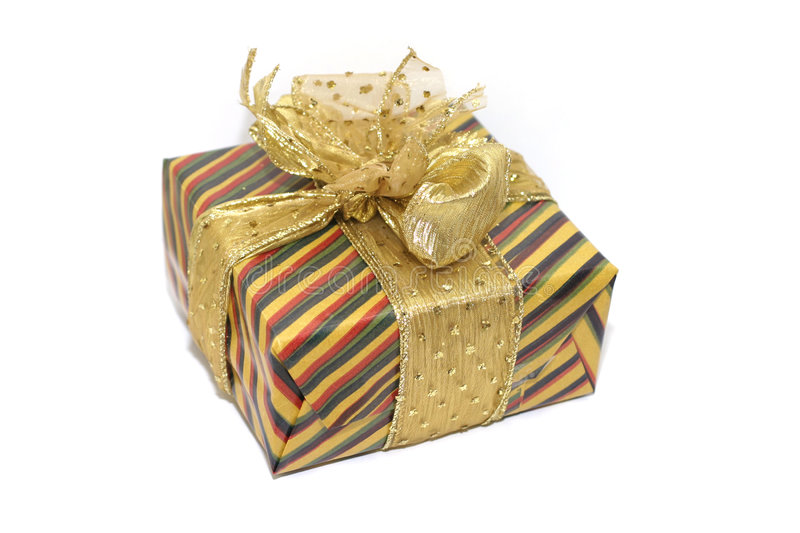 Download Gift stock photo. Image of present, wrapped, noel, gift - 26808