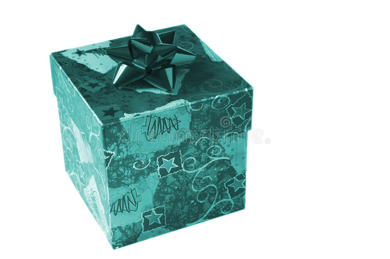 A gift stock photos