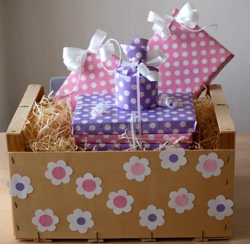 Free Gift Royalty Free Stock Photos - 43566038