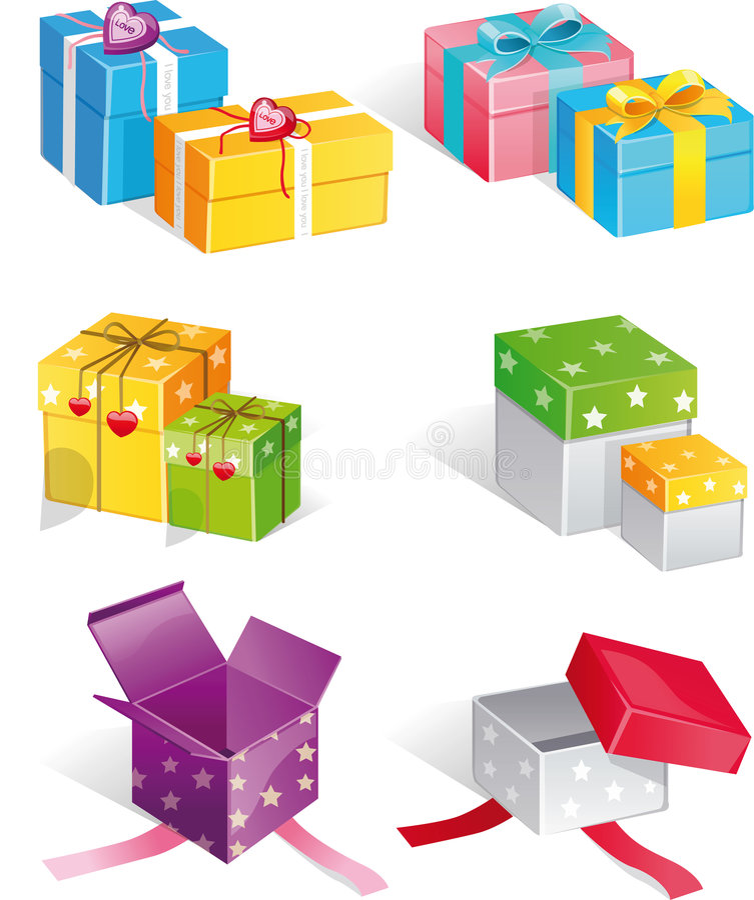 Gift vector illustration