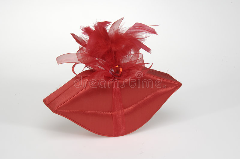 Gift. Every nice gift contains some sweet things in it. Chocolate stock images