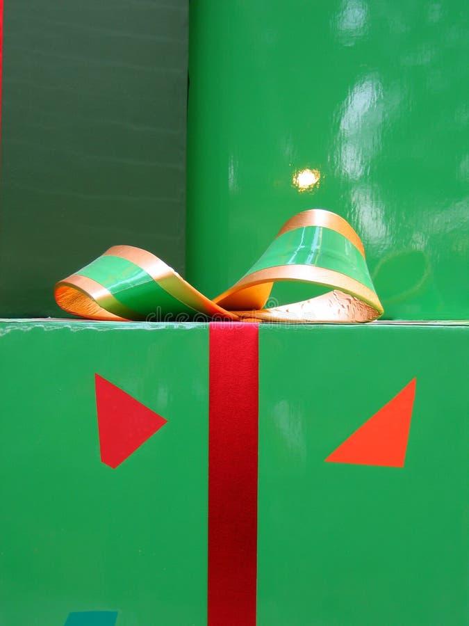 Gift & lint stock fotografie