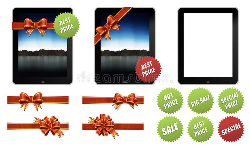 Download Gift Apple iPad 2 editorial photo. Image of internet - 22137146