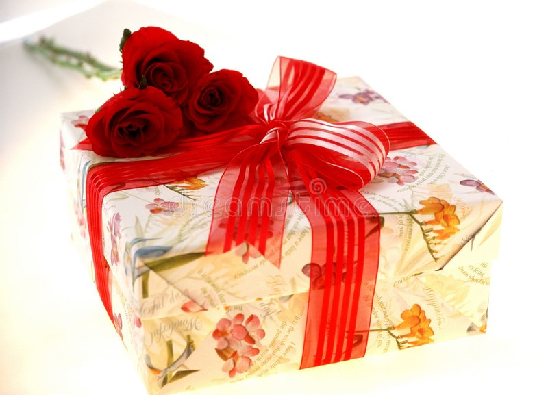 Download Gift Box stock image. Image of gift, floristry, package - 106497