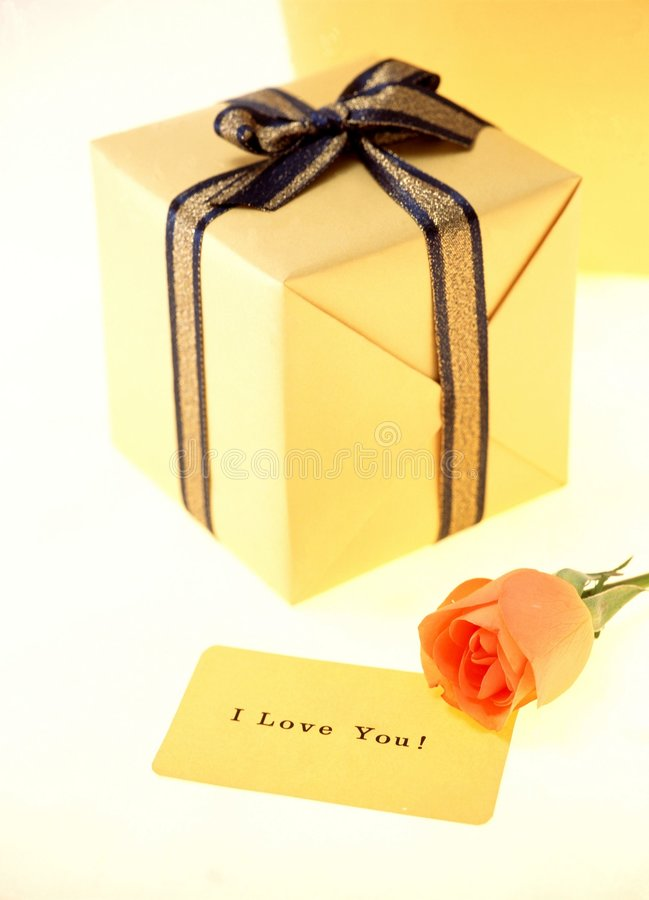 Download Gift Box stock photo. Image of gift, package, card, present - 107626