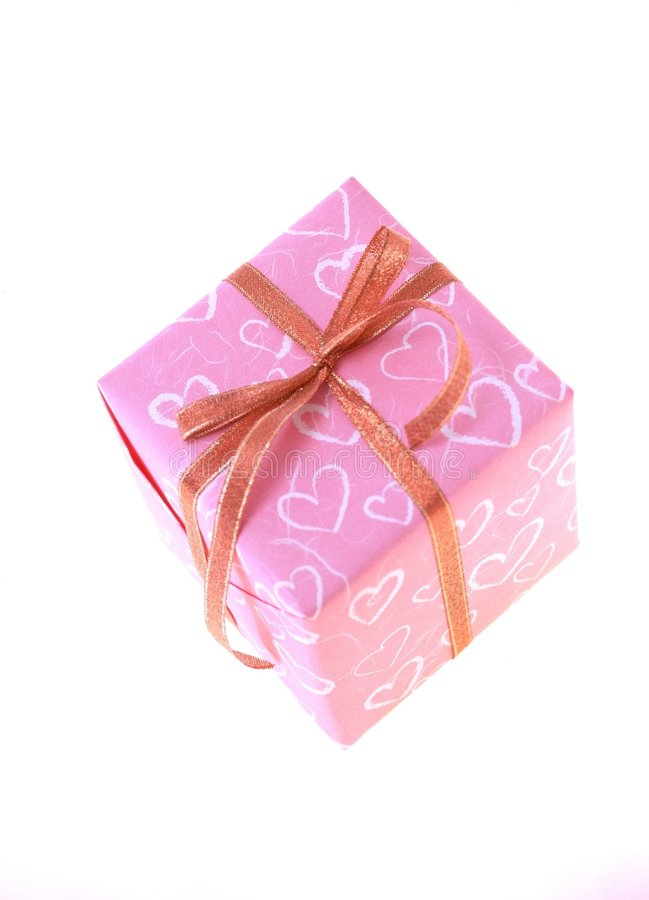 Download Gift Box stock image. Image of package, ribbon, paper, product - 108413