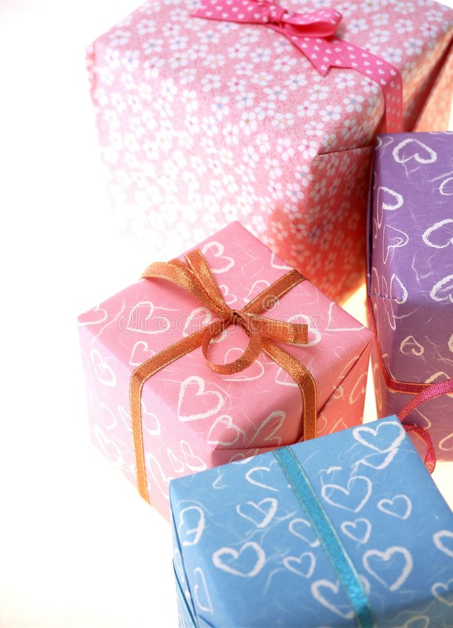 Download Gift Box stock image. Image of wrapping, birthday, present - 111421