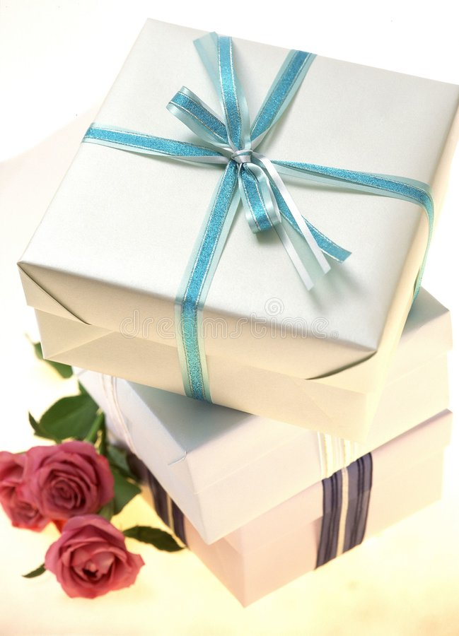 Free Gift Box Royalty Free Stock Photography - 113767
