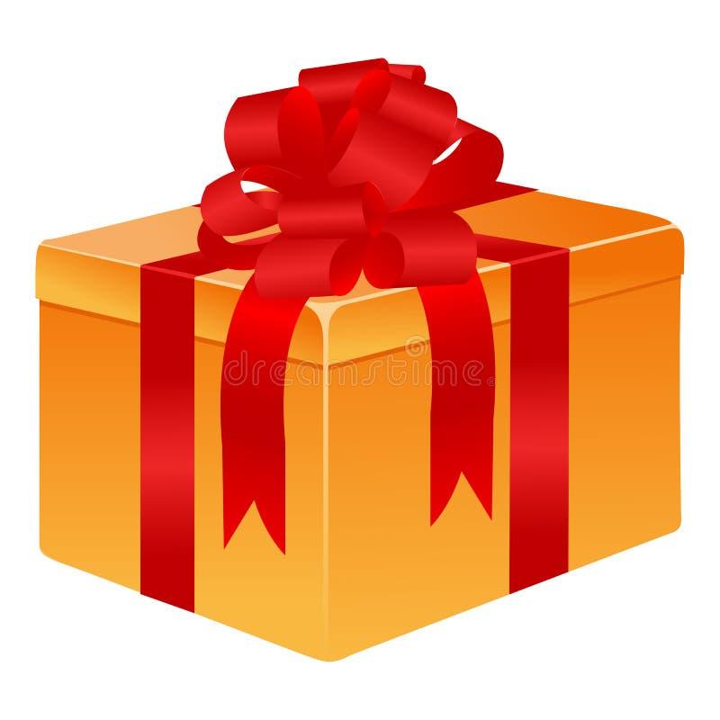 Download Gift box stock vector. Illustration of holiday, illustration - 11934748