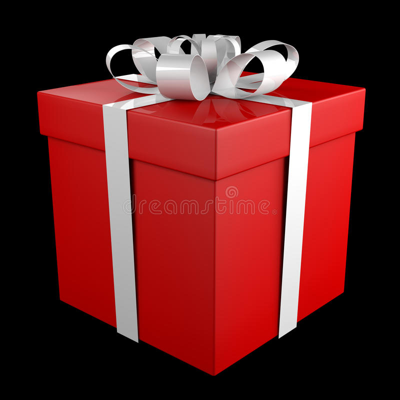 Download Gift Box stock illustration. Image of opportunity, packing - 17806042