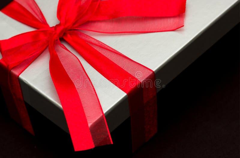 Download Gift Box stock photo. Image of valentine, black, wrap - 1899488