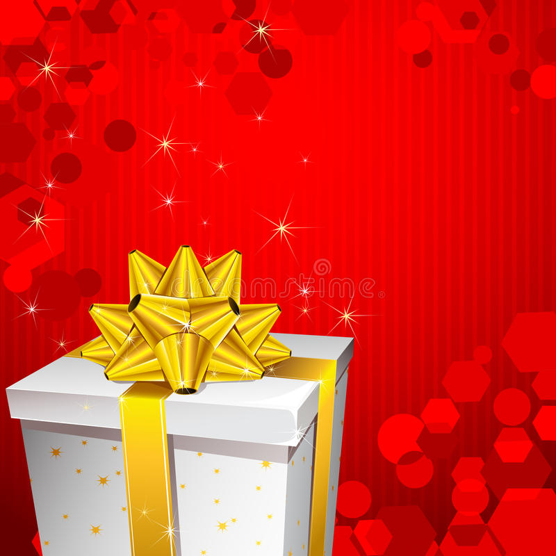 Download Gift Box stock vector. Image of editable, anniversary - 20494322