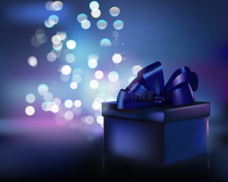 Download Gift box stock vector. Image of celebration, illustration - 27337915
